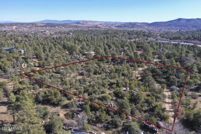 TBD Buttermilk Drive, Prescott, AZ 86305 (MLS #6022338) :: The Results Group