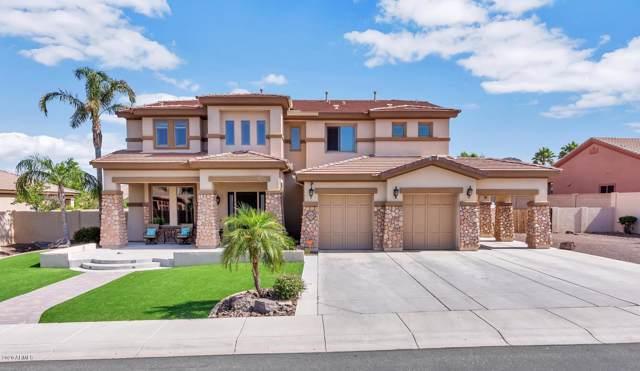 9174 W Andrea Drive, Peoria, AZ 85383 (MLS #6022358) :: Maison DeBlanc Real Estate