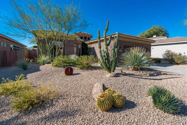 19550 N 84TH Street, Scottsdale, AZ 85255 (MLS #6022423) :: The Laughton Team