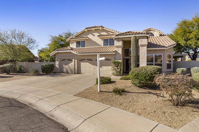4718 E Windstone Trail, Cave Creek, AZ 85331 (MLS #6022445) :: Kepple Real Estate Group