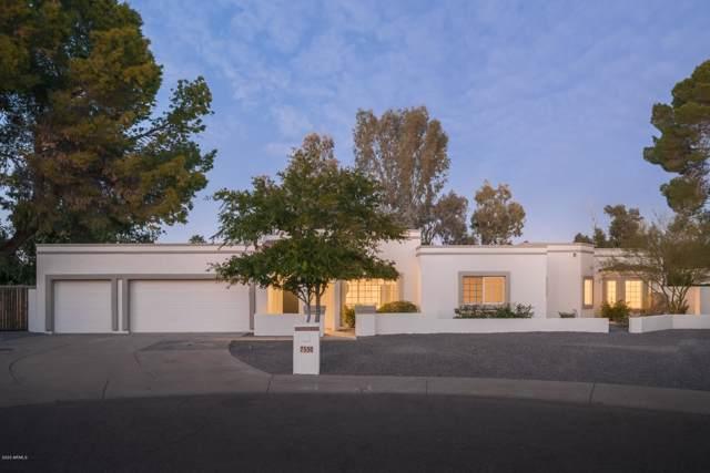 7550 E Corrine Road, Scottsdale, AZ 85260 (MLS #6022452) :: The Kenny Klaus Team