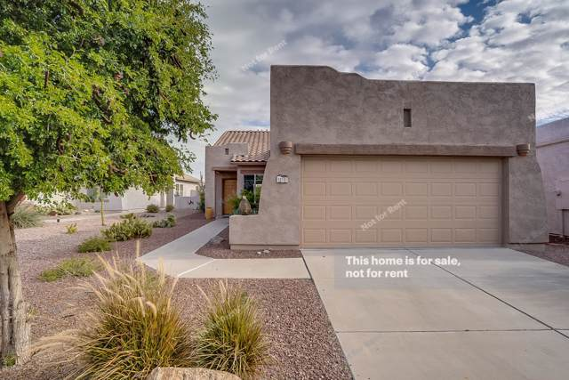 10191 E Rugged Mountain Drive, Gold Canyon, AZ 85118 (MLS #6022465) :: The Kenny Klaus Team