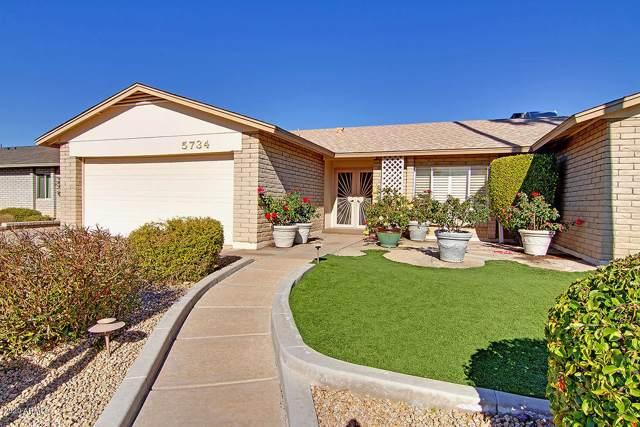5734 W Hearn Road, Glendale, AZ 85306 (MLS #6022477) :: The Kenny Klaus Team