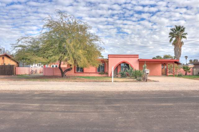 3945 N Valley Road, Eloy, AZ 85131 (MLS #6022516) :: The Kenny Klaus Team