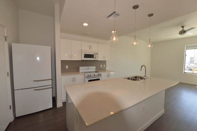 1130 N 2ND Street #412, Phoenix, AZ 85004 (MLS #6022533) :: The Kenny Klaus Team