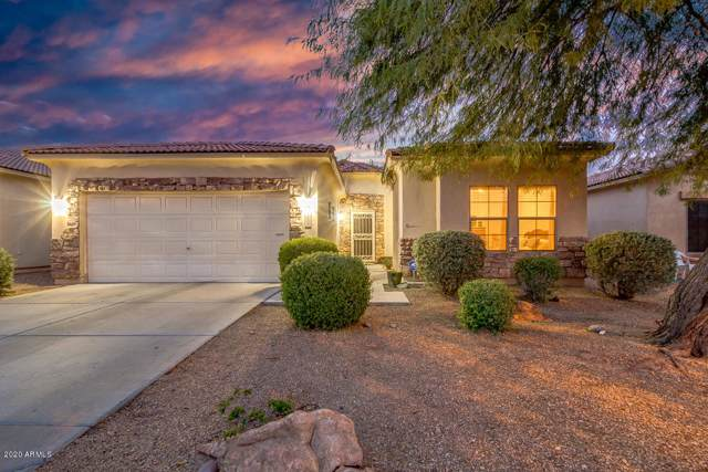 15609 N Poppy Street, El Mirage, AZ 85335 (MLS #6022544) :: Brett Tanner Home Selling Team