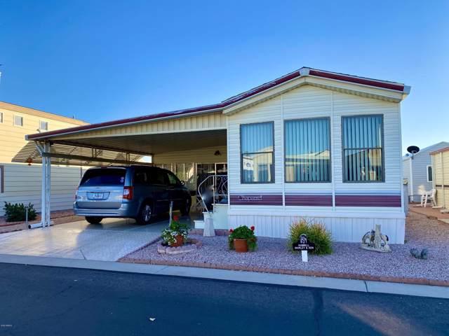 7750 E Broadway Road NE #821, Mesa, AZ 85208 (MLS #6022591) :: Lucido Agency