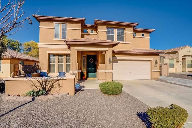 2458 E Bridgeport Parkway, Gilbert, AZ 85295 (MLS #6022615) :: Team Wilson Real Estate