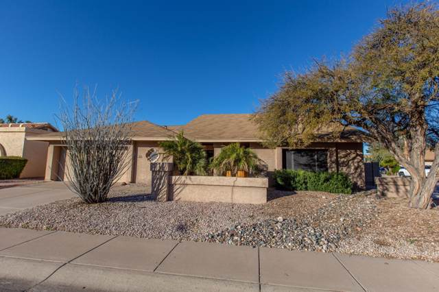2312 W Gregg Drive, Chandler, AZ 85224 (MLS #6022649) :: Lux Home Group at  Keller Williams Realty Phoenix