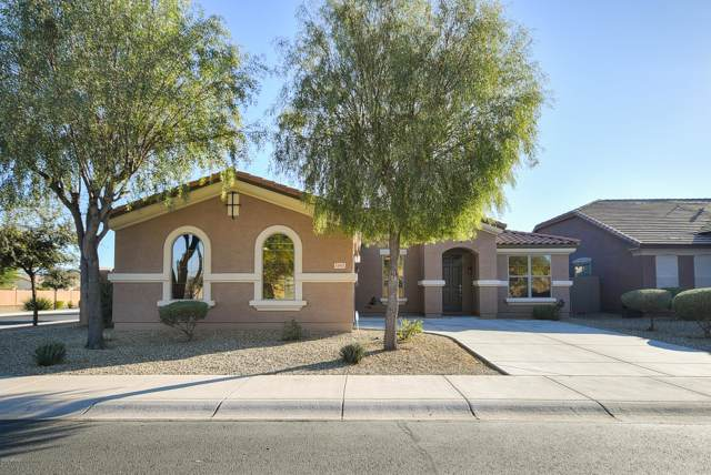 15953 W Hualapai Street, Goodyear, AZ 85338 (MLS #6022650) :: The Helping Hands Team