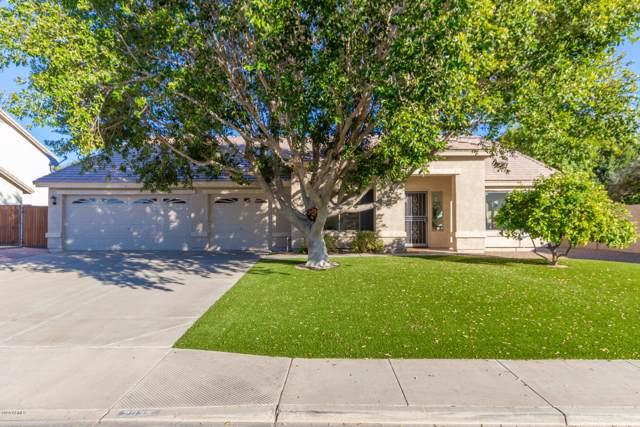 2039 N Almond Grove Street, Mesa, AZ 85213 (MLS #6022691) :: The Kenny Klaus Team