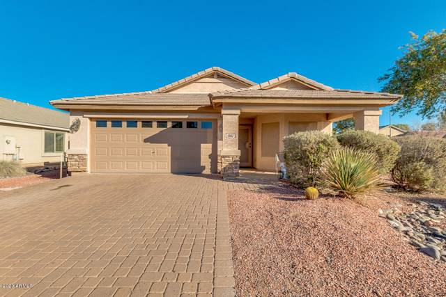 1382 E Prickly Pear Drive, Casa Grande, AZ 85122 (MLS #6022703) :: My Home Group