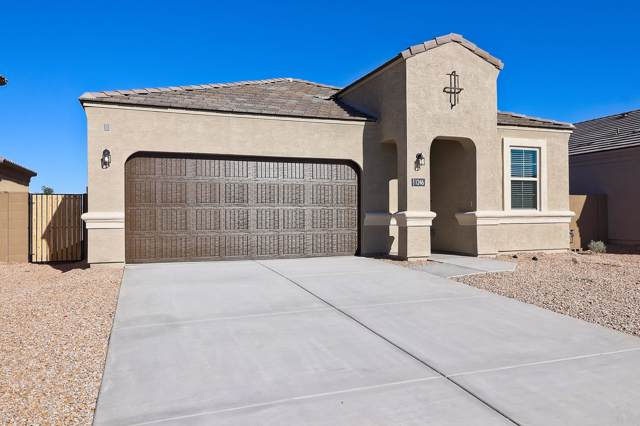 36409 W Pampoloma Lane, Maricopa, AZ 85138 (MLS #6022718) :: The Kenny Klaus Team