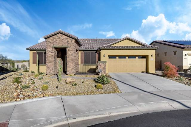 16553 S 175TH Drive, Goodyear, AZ 85338 (MLS #6022735) :: Brett Tanner Home Selling Team