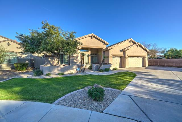 2497 S Welch Place, Chandler, AZ 85286 (MLS #6022738) :: Long Realty West Valley