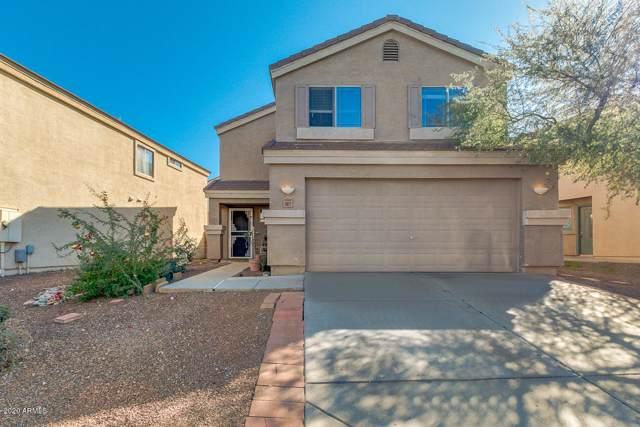 6817 N 130TH Avenue, Glendale, AZ 85307 (MLS #6022773) :: The Kenny Klaus Team