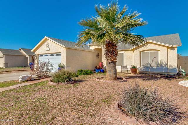 1334 E Cactus Bloom Way, Casa Grande, AZ 85122 (MLS #6022780) :: Yost Realty Group at RE/MAX Casa Grande