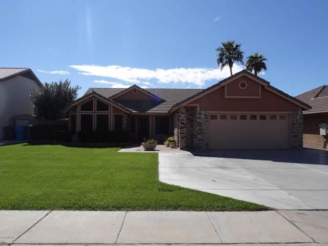 4113 W Alameda Road, Glendale, AZ 85310 (MLS #6022787) :: The Kenny Klaus Team