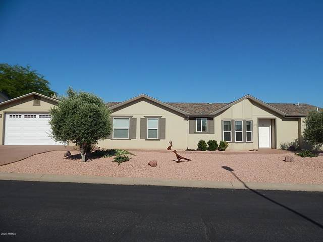 120 S Windy Hill, Roosevelt, AZ 85545 (MLS #6022796) :: Revelation Real Estate
