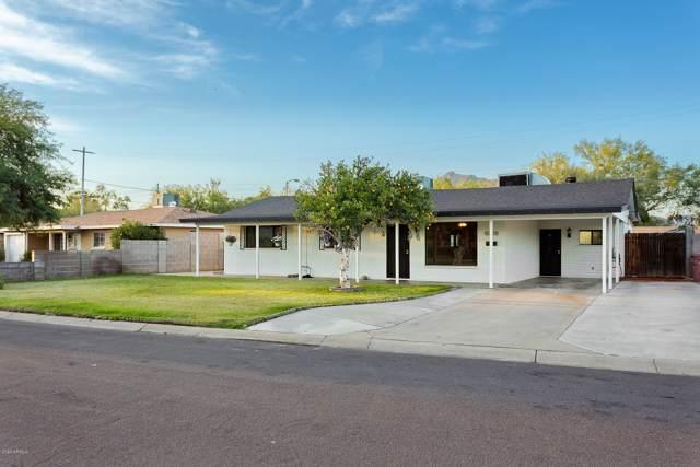 6624 E 1ST Avenue, Scottsdale, AZ 85251 (MLS #6022801) :: The Kenny Klaus Team