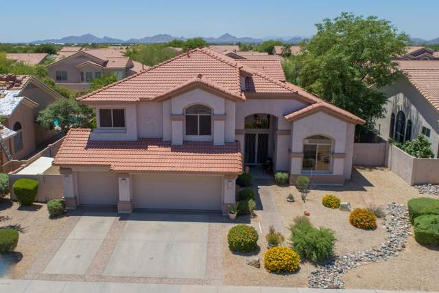 4423 E Hamblin Drive, Phoenix, AZ 85050 (MLS #6022852) :: Devor Real Estate Associates