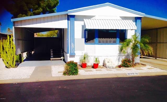 8780 E Mckellips Road 339G, Scottsdale, AZ 85257 (MLS #6022861) :: The Kenny Klaus Team