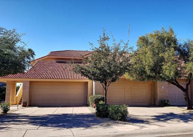 11515 N 91ST Street #106, Scottsdale, AZ 85260 (MLS #6022868) :: The Kenny Klaus Team