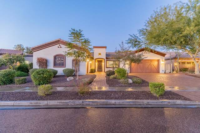 7584 W Trails Drive, Glendale, AZ 85308 (MLS #6022869) :: Yost Realty Group at RE/MAX Casa Grande