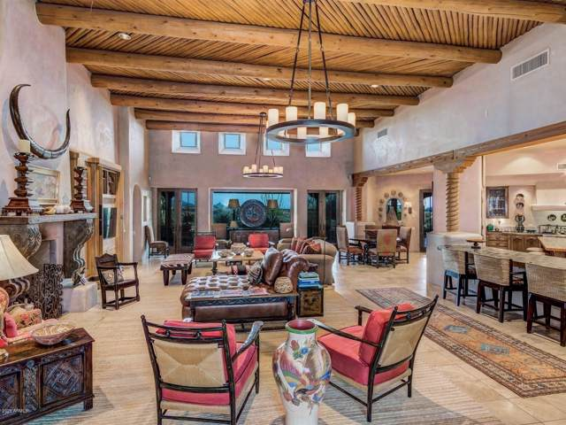 8965 E Covey Trail, Scottsdale, AZ 85262 (MLS #6022876) :: The Kenny Klaus Team