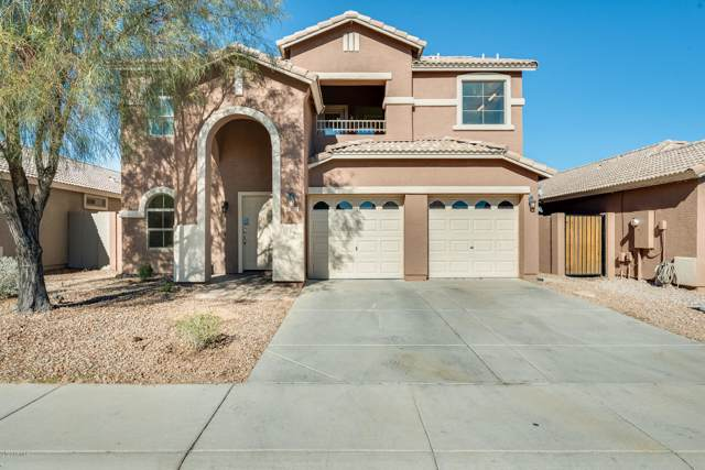 3812 W Goldmine Mountain Drive, Queen Creek, AZ 85142 (MLS #6022920) :: The Kenny Klaus Team