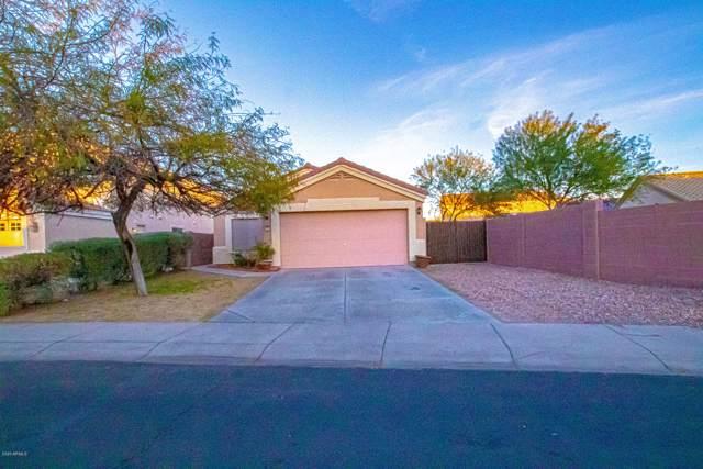 1089 S 239TH Drive, Buckeye, AZ 85326 (MLS #6022926) :: The W Group