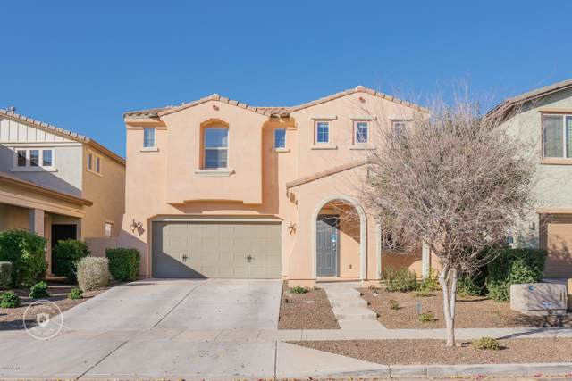 13644 N 149TH Drive, Surprise, AZ 85379 (MLS #6022938) :: Brett Tanner Home Selling Team