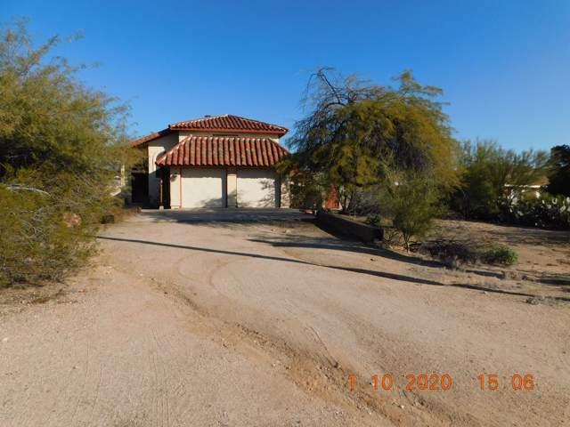 2335 N 77TH Place, Mesa, AZ 85207 (MLS #6022957) :: The Laughton Team