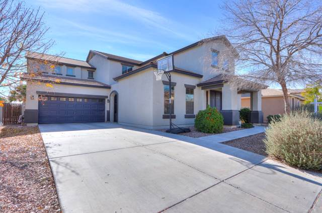 41917 W Granada Drive, Maricopa, AZ 85138 (MLS #6023009) :: The Kenny Klaus Team