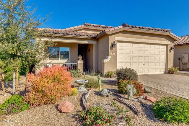 362 W Flame Tree Avenue, San Tan Valley, AZ 85140 (MLS #6023052) :: The Kenny Klaus Team