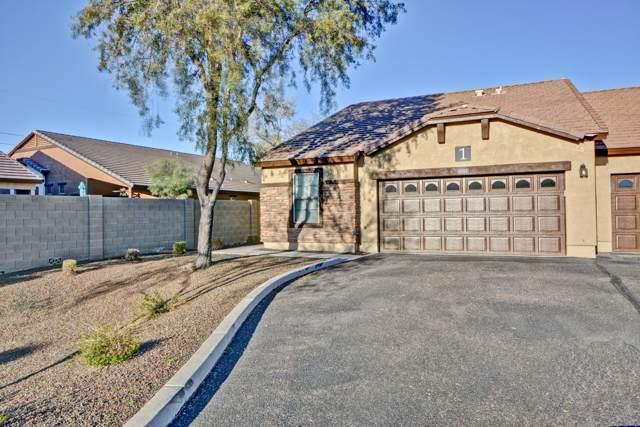2725 E Mine Creek Road #1001, Phoenix, AZ 85024 (MLS #6023069) :: Arizona Home Group