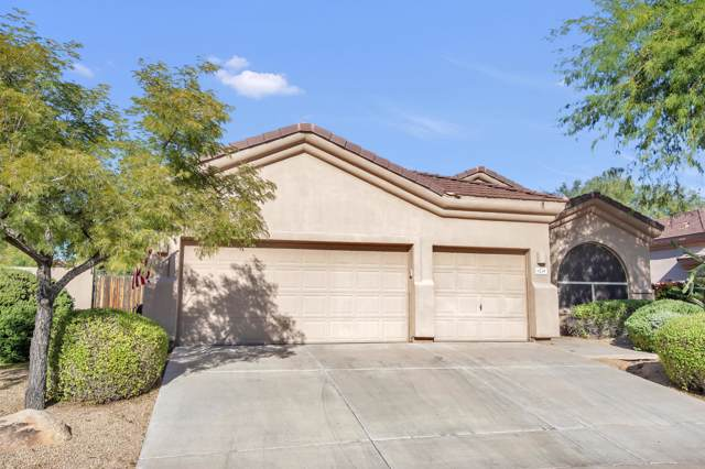 8248 E Chino Drive, Scottsdale, AZ 85255 (MLS #6023091) :: The Laughton Team