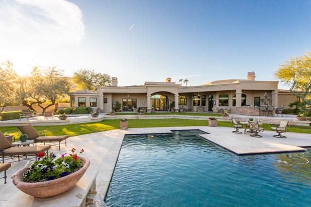 8617 N 49th Street, Paradise Valley, AZ 85253 (MLS #6023093) :: The Mahoney Group