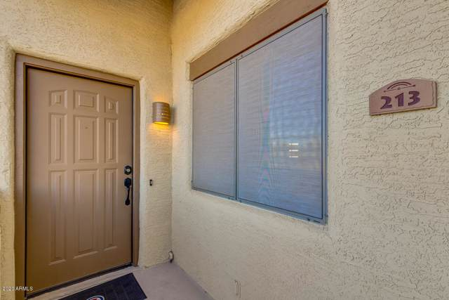 16308 E Arrow Drive #213, Fountain Hills, AZ 85268 (MLS #6023095) :: The Bill and Cindy Flowers Team