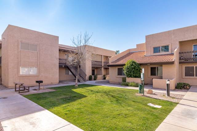520 N Stapley Drive #114, Mesa, AZ 85203 (MLS #6023109) :: The Bill and Cindy Flowers Team