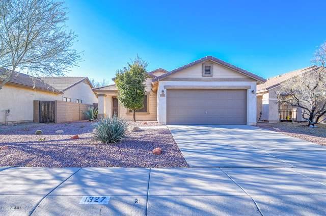 1327 E Natasha Drive, Casa Grande, AZ 85122 (MLS #6023127) :: The Kenny Klaus Team