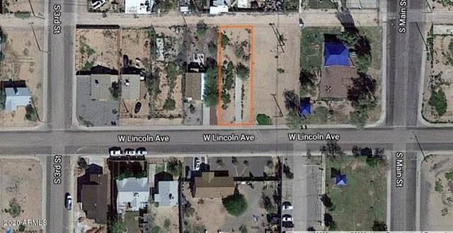 232 W Lincoln Avenue, Coolidge, AZ 85128 (MLS #6023139) :: Openshaw Real Estate Group in partnership with The Jesse Herfel Real Estate Group