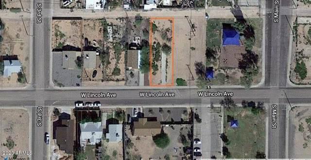 232 W Lincoln Avenue, Coolidge, AZ 85128 (MLS #6023139) :: The Kenny Klaus Team