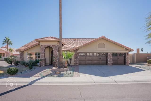 5505 W Lone Cactus Drive, Glendale, AZ 85308 (MLS #6023143) :: The Garcia Group