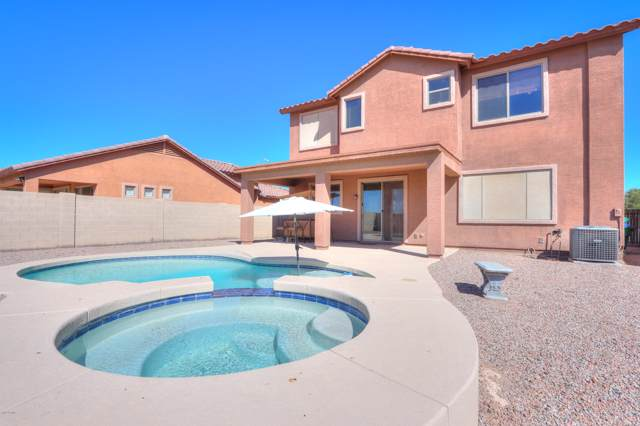 44109 W Palo Teca Road, Maricopa, AZ 85138 (MLS #6023152) :: The Kenny Klaus Team