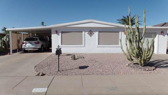 2448 N Snead Drive, Mesa, AZ 85215 (MLS #6023156) :: The Kenny Klaus Team
