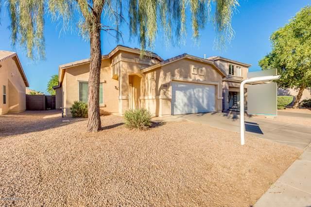 804 W Spruell Avenue, Coolidge, AZ 85128 (MLS #6023174) :: The Kenny Klaus Team
