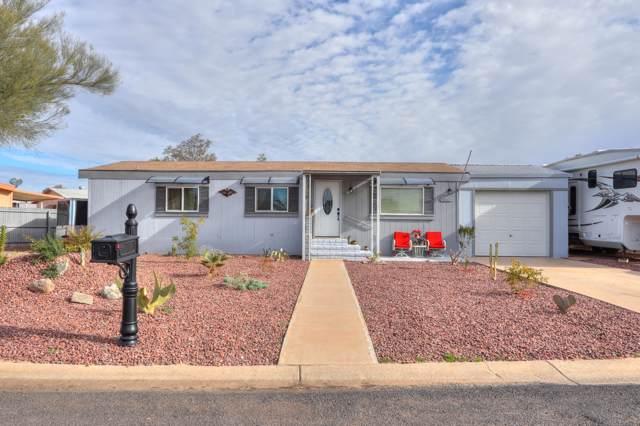 1652 N Mesa Verde Drive, Casa Grande, AZ 85122 (MLS #6023181) :: The Kenny Klaus Team