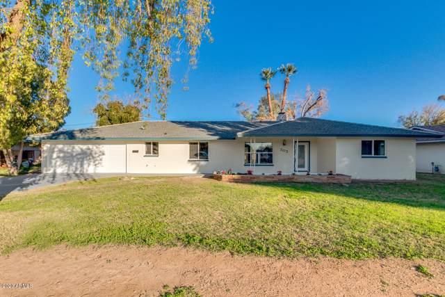 705 N Vineyard Street, Mesa, AZ 85201 (MLS #6023215) :: Yost Realty Group at RE/MAX Casa Grande
