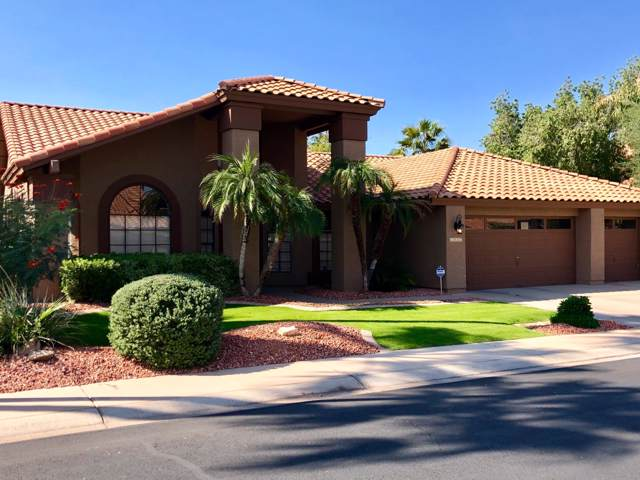 1032 S Copper Key Court, Gilbert, AZ 85233 (MLS #6023222) :: The Property Partners at eXp Realty